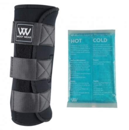 Woof Wear Ice Boot Including Therapy Packs